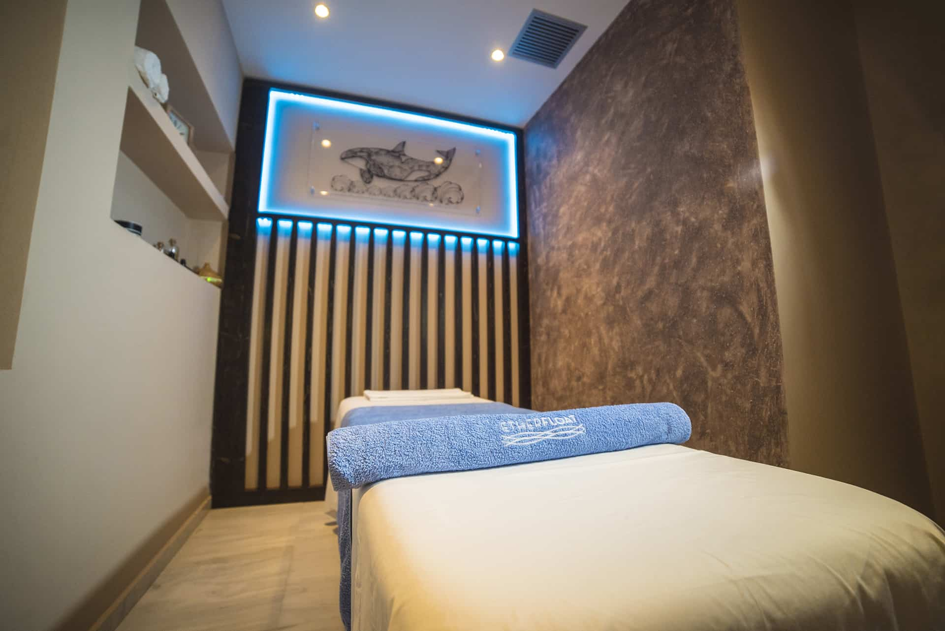 Etherfloat Massage Room